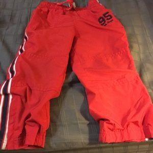 Boys Osh Kosh warm up pants